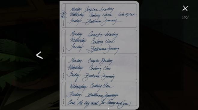 gh schedule